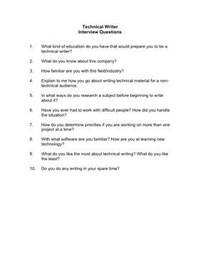 Purchasing Manager Interview Questions Hiring Workable